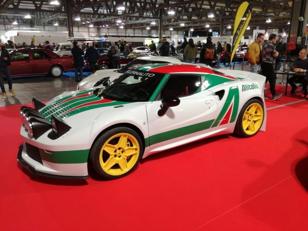 Alfa Romeo 4C Lancia Stratos Gruppo 4