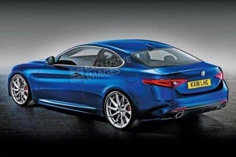 Alfa-Romeo-Giulia-Coupe-Render-posteriore-blu