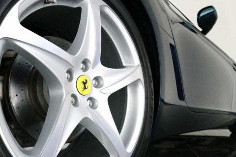 Ferrari 599 GTZ Nibbio Zagato cambio manuale