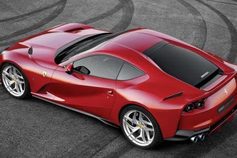Ferrari 812XX programma XX