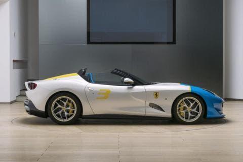 Ferrari SPCJ3 base F12tdf