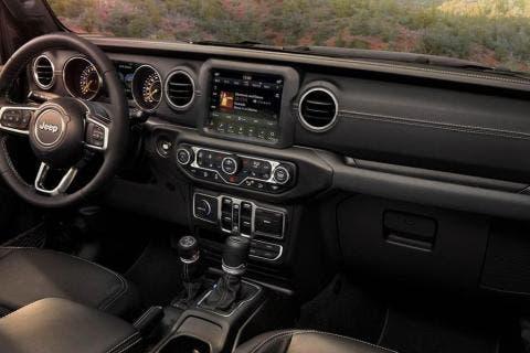 Jeep Wrangler fuoristrada dell'anno Motor Trend