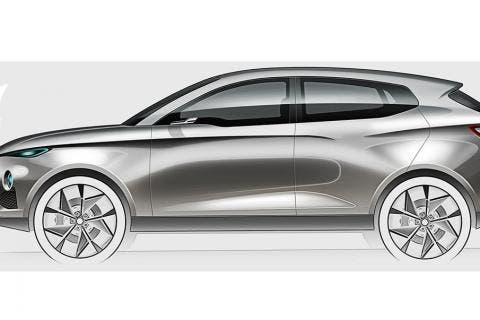 Maserati Karif nuovo SUV compatto concept render