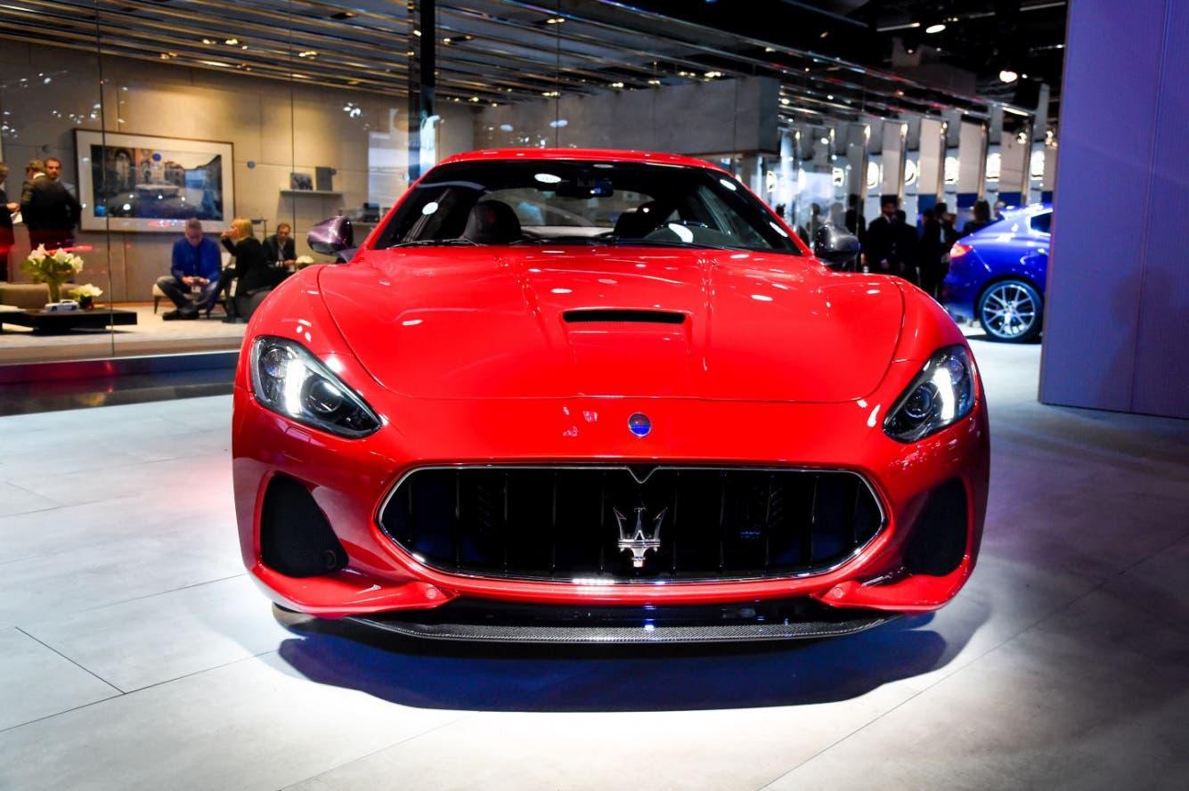 2018 Alfa Romeo Giulia >> Maserati: la gamma Model Year 2018 al Salone di Francoforte