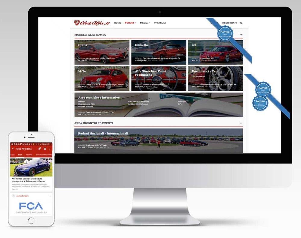 Il Forum Numero 1 in Italia su Alfa Romeo Automotive
