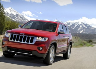 Chrysler Dodge Durango Jeep Grand Cherokee problema freni
