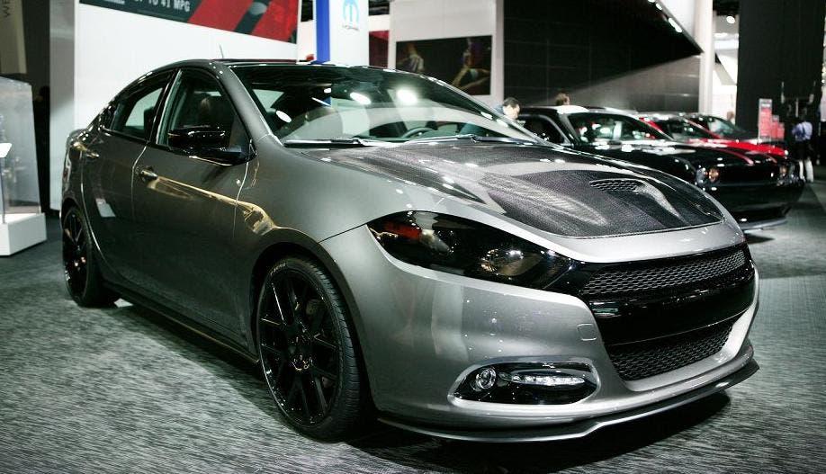 Dodge Dart Blacktop