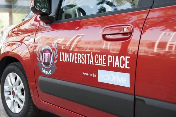 Fiat Likes U car sharing gratis