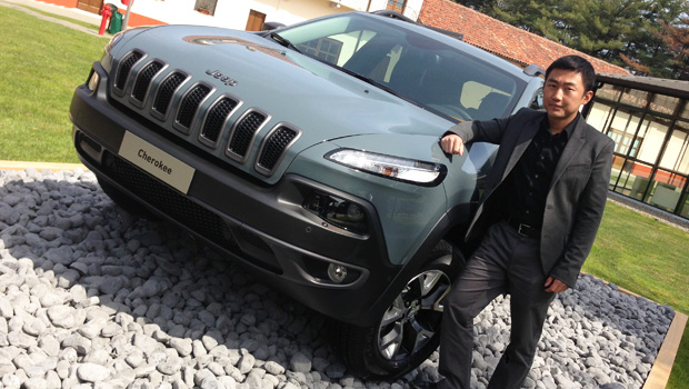 Jeep Cherokee Bill Zheng