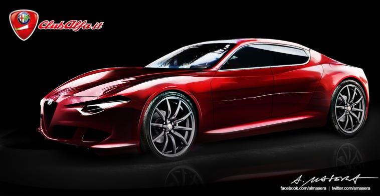 Alfa Romeo Nuova futura E-Segment