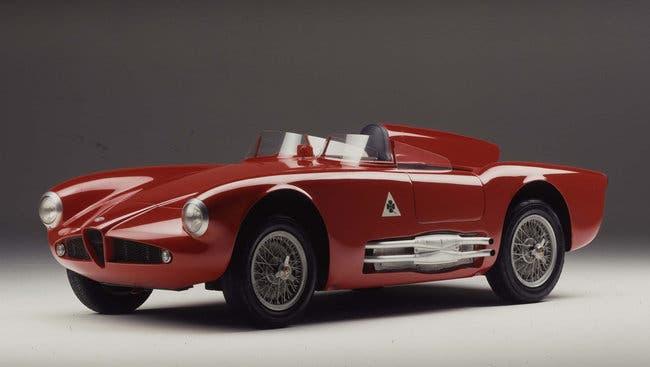 Alfa Romeo Giulietta Goodwood Festival of Speed 2014