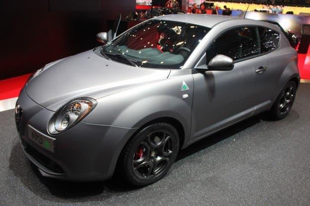 Alfa Romeo MiTo Quadrifoglio Verde MY 2014 novità
