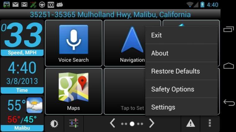 Android Auto app Alfa Romeo