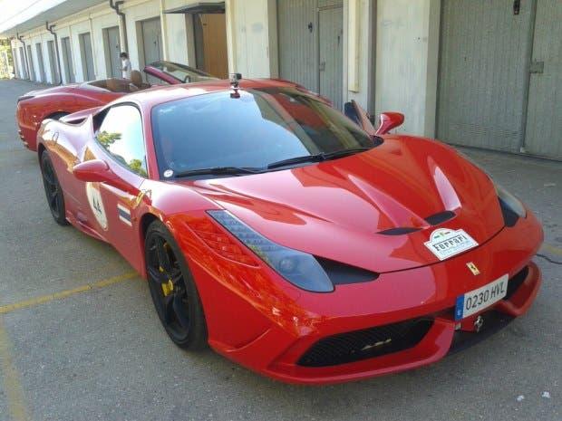 Ferrari Cavalcade 2014 Sicilia
