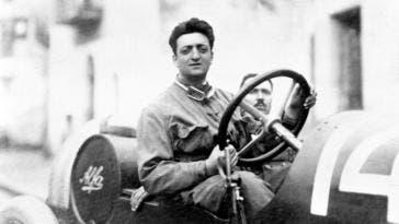 Enzo Ferrari e Quadrifoglio Verde