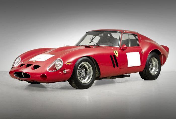 Ferrari Gto Berlinetta del 1962