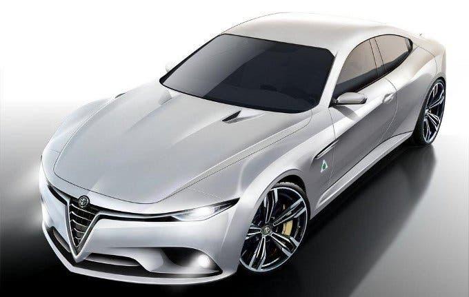 Alfa Romeo Giulia debutto il 24 Giugno 2015