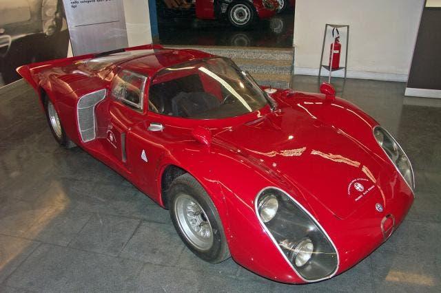 Alfa Romeo collezione storica Arese Torino