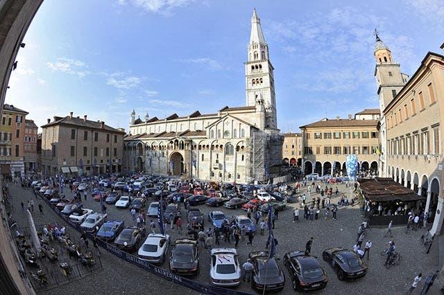 Centenario Maserati Torino Bologna