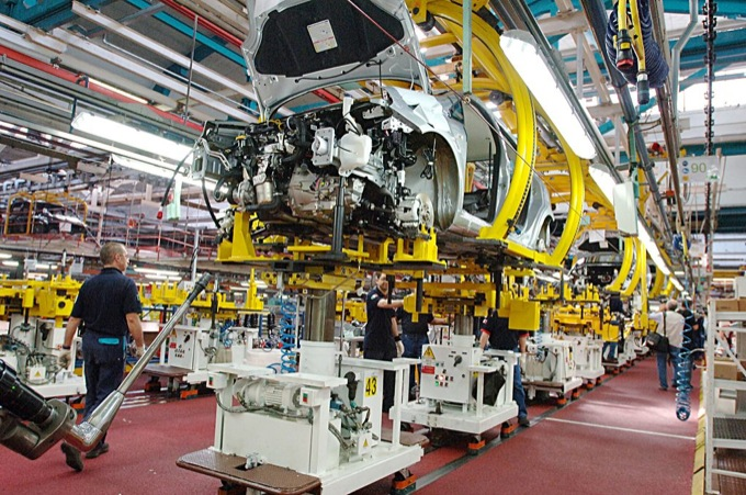 Fiat Mirafiori cassa integrazione lavoratori