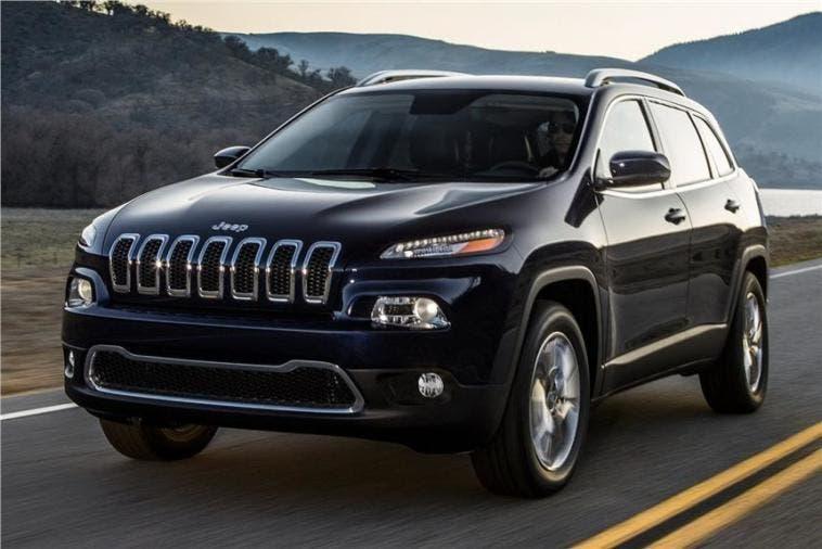 Richiamo Chrysler Jeep