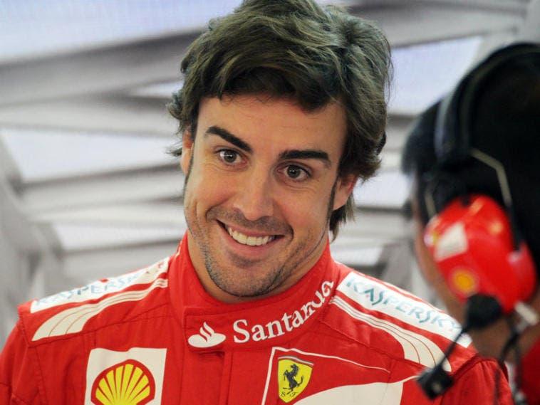 Marchionne Alonso Ferrari