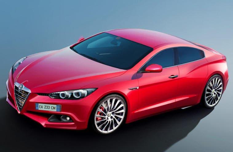 Alfa Romeo Giulia giugno 2015 uscita