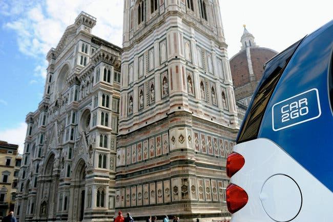 Car2Go Firenze iscritti