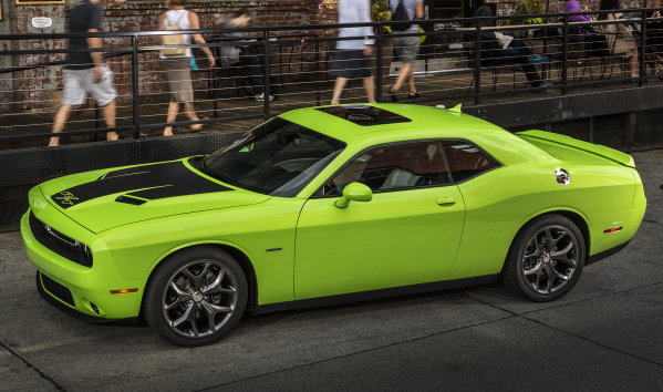 Dodge Challenger 2015 R/T Plus