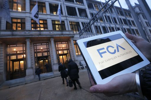 FCA vendite mercato auto europeo settembre