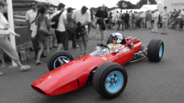 Ferrari 158 John Surtees 50 anni