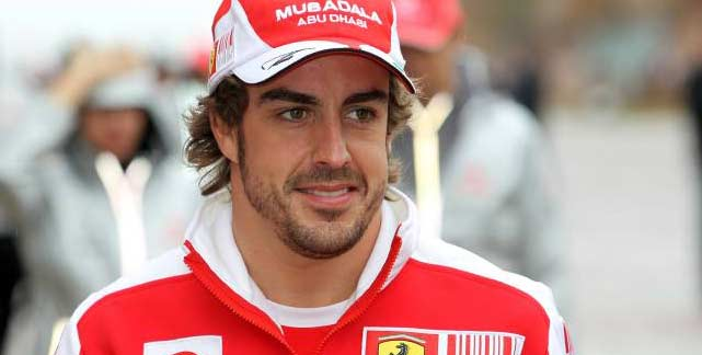 Ferrari Alonso addio