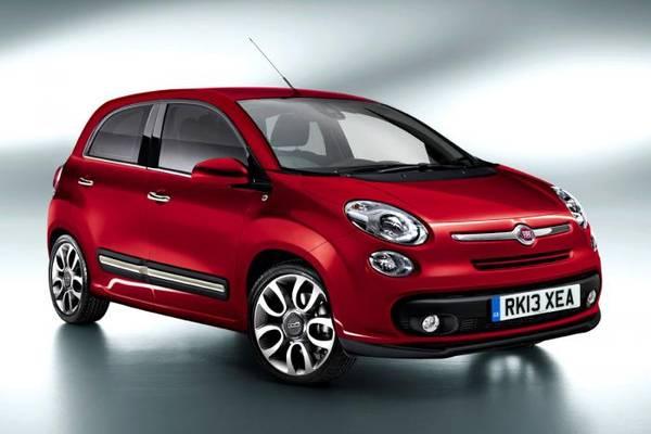Fiat 500 cinque porte