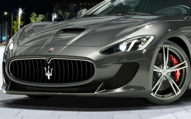 Maserati Filmmaster Events vendite