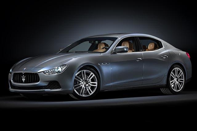 Maserati Ghibli Ermenegildo Zegna Salone di Parigi 2014