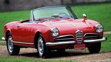 Raduno Alfa Romeo Piedimonte Matese domenica 12 ottobre 2014