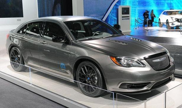 Sema 2014 Fiat Chrysler novità