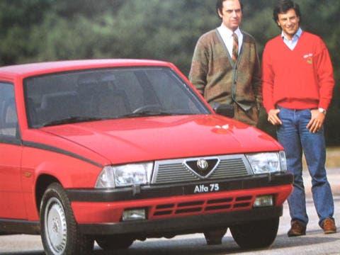 Alfa 75 Storia e modelli
