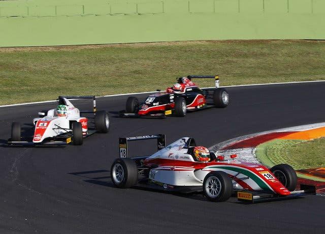 Abarth motore Formula 4 tedesche