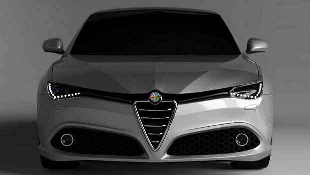 Alfa Romeo FCA