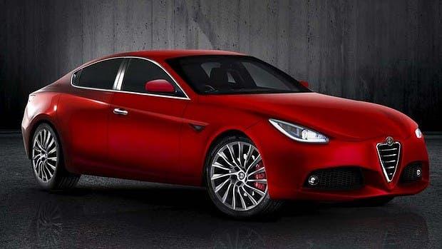 Alfa Romeo Giulia nome