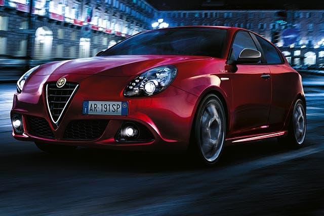 Alfa Romeo Giulietta Sprint GPL