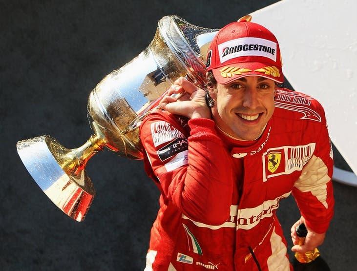 Fernando Alonso lascia Ferrari