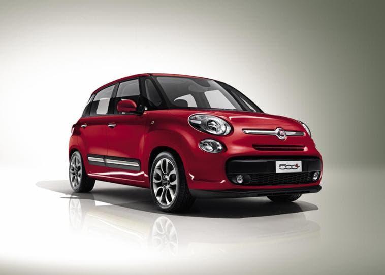 Fiat 500L richiamo