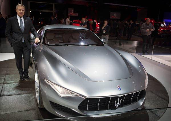 Maserati Los Angeles 2014