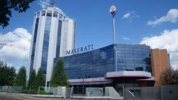 Maserati Modena calo produzione 2015