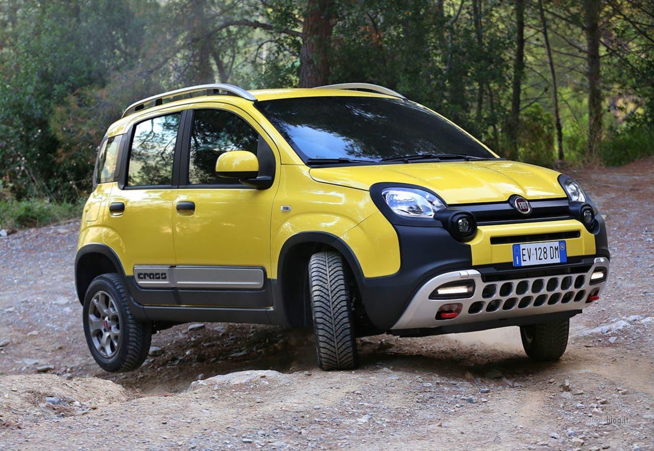 Fiat panda cross un piccolo grande successo for Immagini panda 4x4