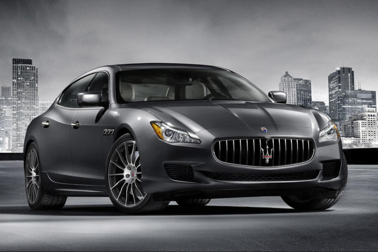 Maserati Quattroporte GTS MY 2015