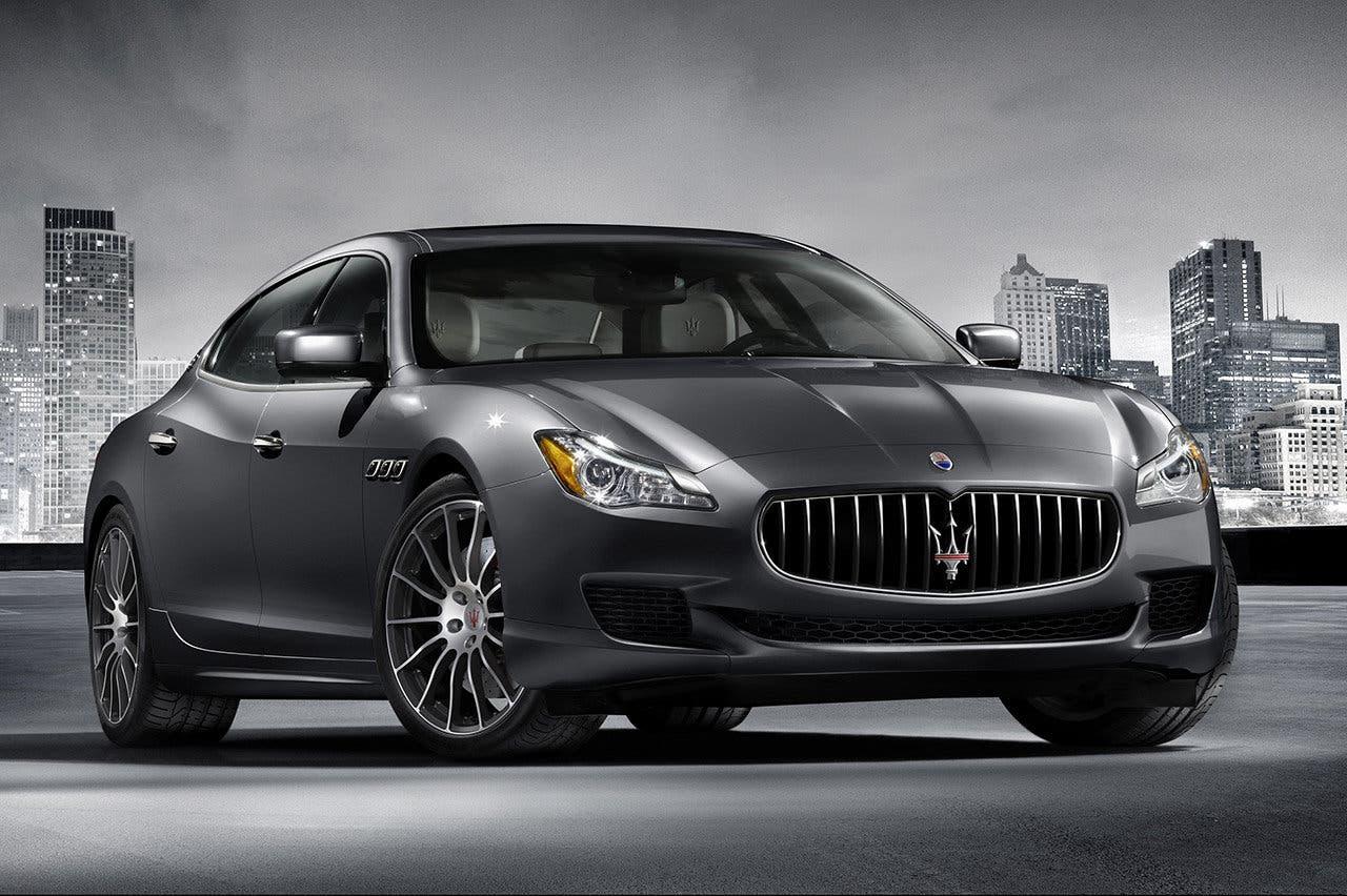 Maserati Quattroporte E Ghibli Restyling 2015