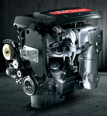 Motore Giuelietta GPL Turbo 120Cv